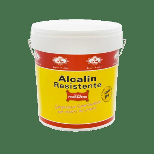 Alcalin Resistente Sigillo Oro