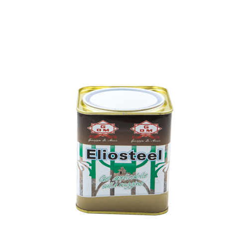 Eliosteel Smalto Gel Antiruggine