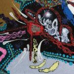 Opera di Ambrosecchia della mostra Espansionismo
