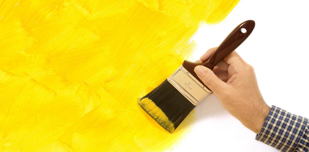 Che Colore Abbinare Al Giallo tinteggiare le pareti di casa: l'uso del giallo - giuseppe