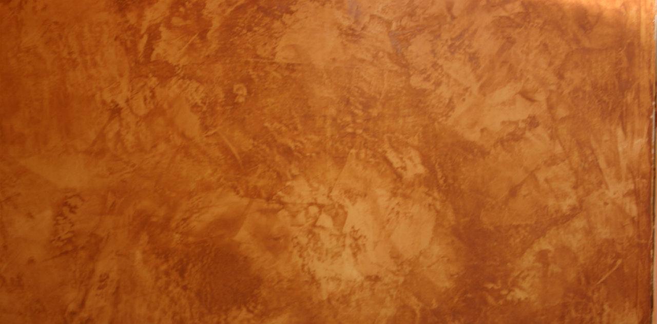 Colori Per Interni Casa Rustica tinteggiare le pareti: colore bronzo o rame? - giuseppe di
