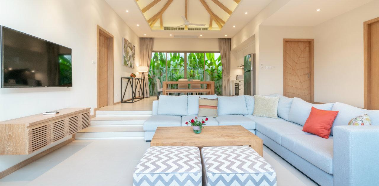 Scegliere il colore delle pareti del soggiorno: qualche consiglio ...
