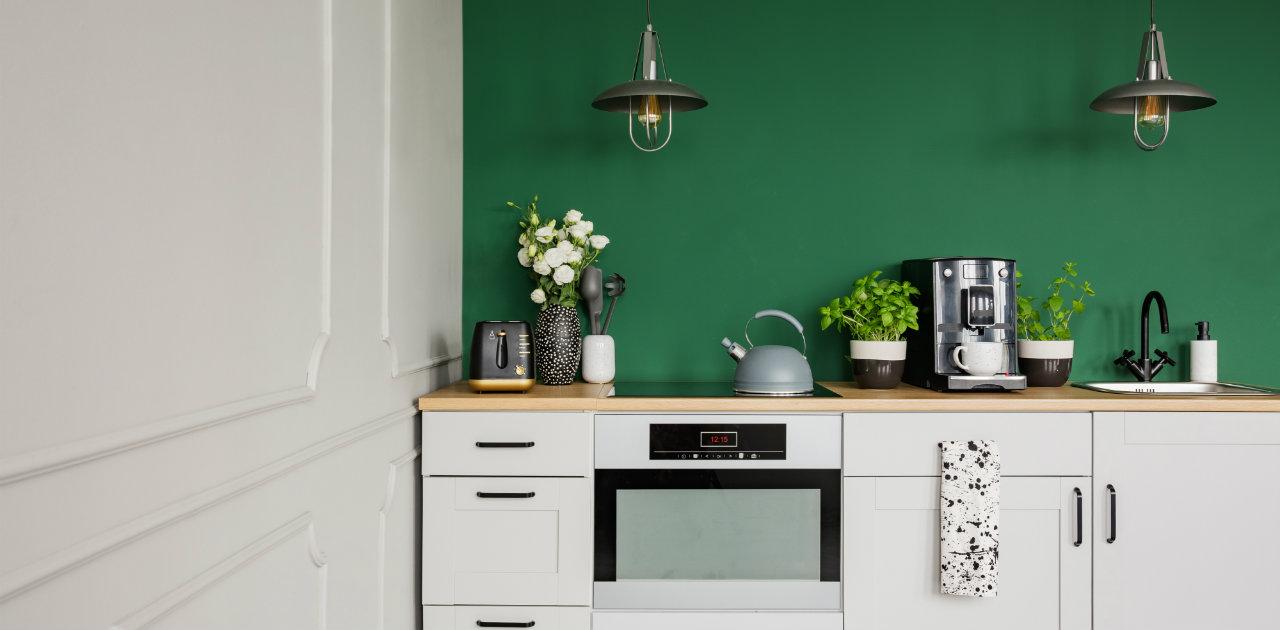 Come scegliere il colore delle pareti della cucina ...