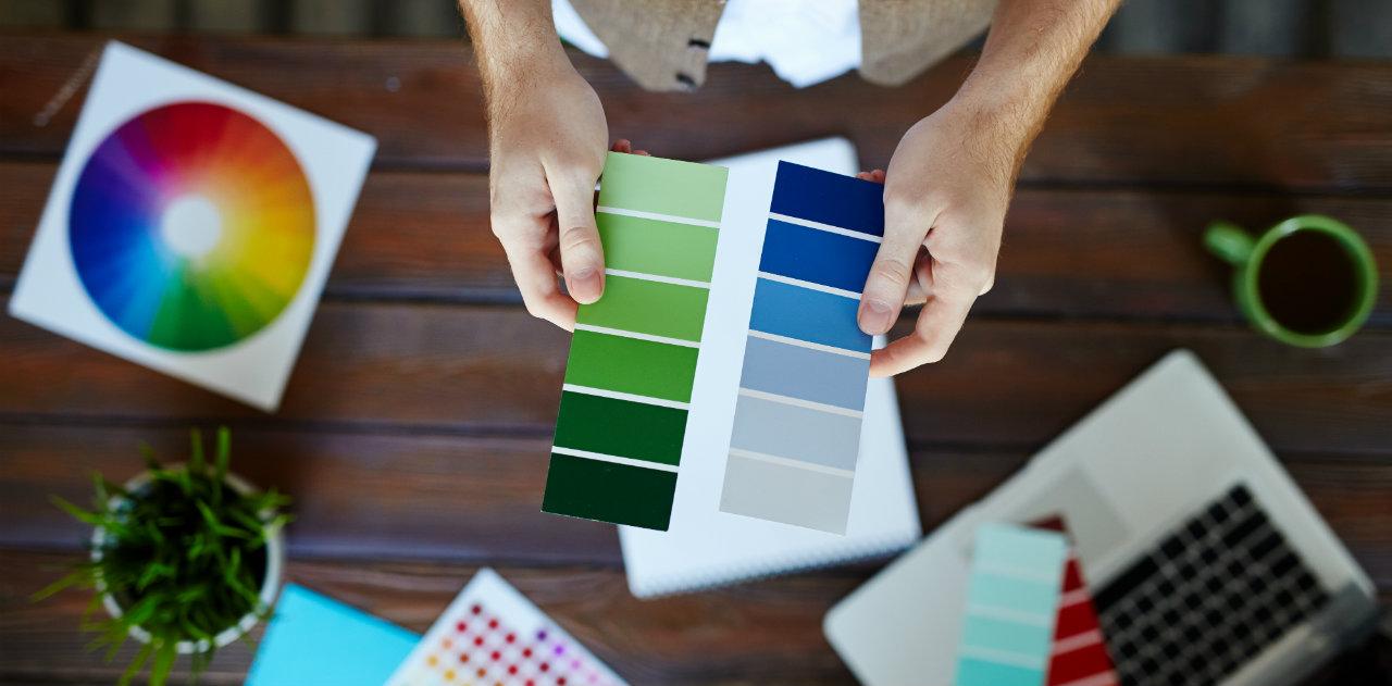 Pareti Di Casa Colori ecco i colori tendenza 2020 per le pareti di casa - dimaria.it