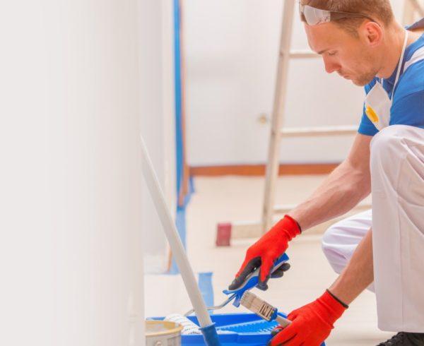 come scegliere la pittura
