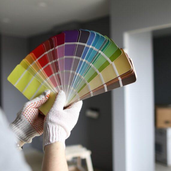 colore delle pareti e percezione dello spazio